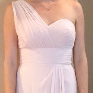 Dresses & Skirts - Bridesmaid blush dress